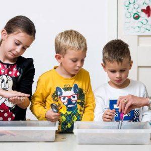 Ovo su mali genijalci iz splitskog vrtića koji je Europa nagradila za rad s darovitom djecom
