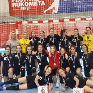 Split 2010 drugi, a ŽARK Split treći na Prvenstvu Hrvatske