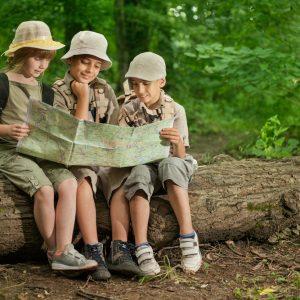 Ljubitelji prirode koji uče na vlastitom iskustvu