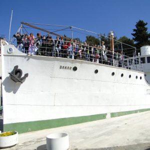 Zaplovi u ljetne praznike do Hrvatskog pomorskog muzeja Split