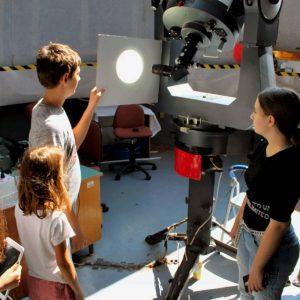 Na Mosoru učili o filmu, robotici, fotografiji…